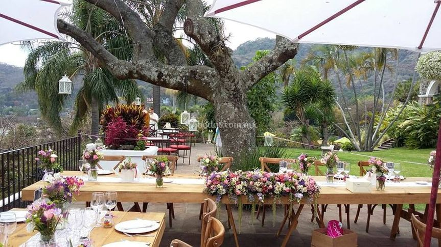 Jardin Tepoztlán