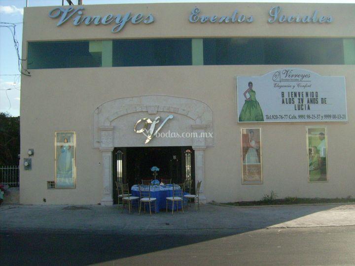 Salón Virreyes