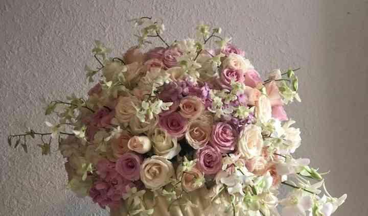 NK Sanz Floral Design