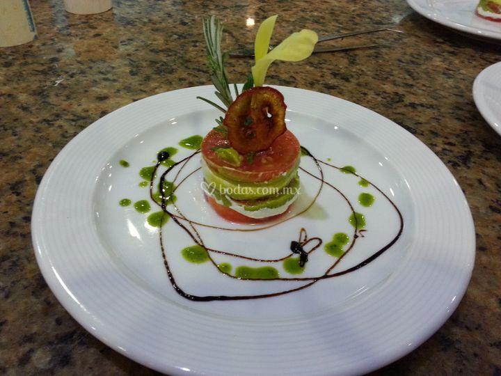 Taller gourmet - Platos gourmet con pescado ...