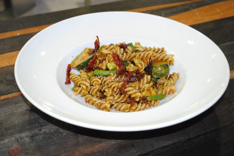 Taller gourmet - Platos de pasta sencillos ...
