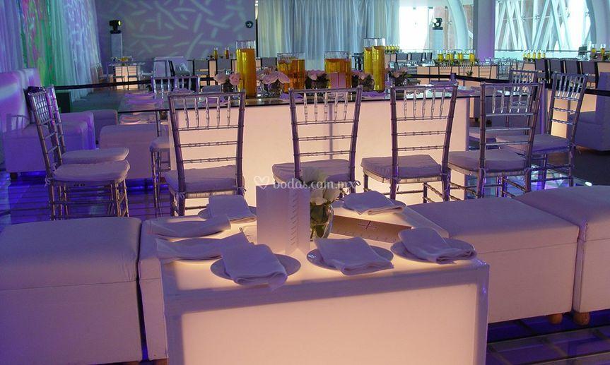 Banquetes a domicilio