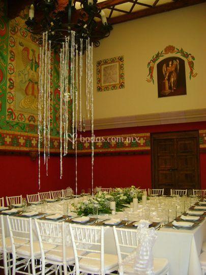 Salón Arcángeles
