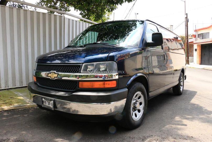 Camioneta Van Express