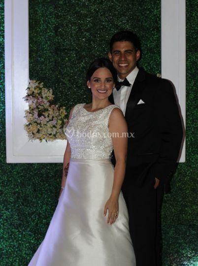 Julio y Jessica