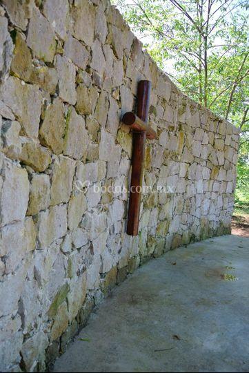 Cruz de la capilla