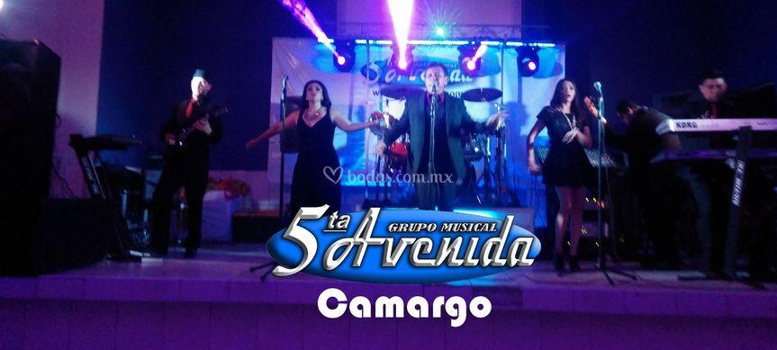 En Cd. Camargo