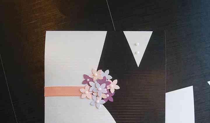 Elegante 002 - Ramo de flores