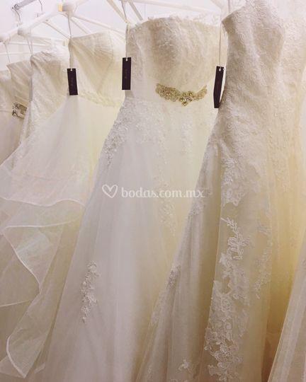 Renta vestidos de novia san pedro