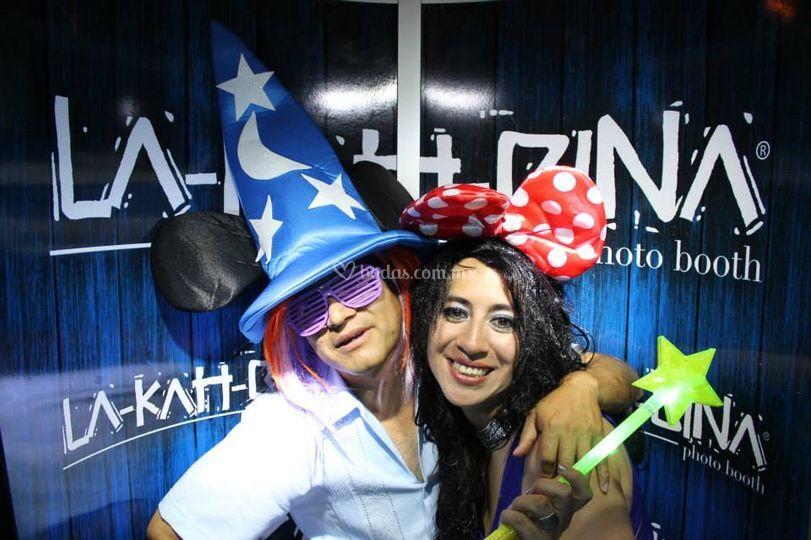Micky y Minnie
