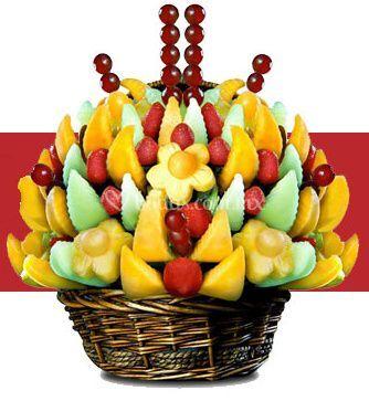 Canasta de fruta