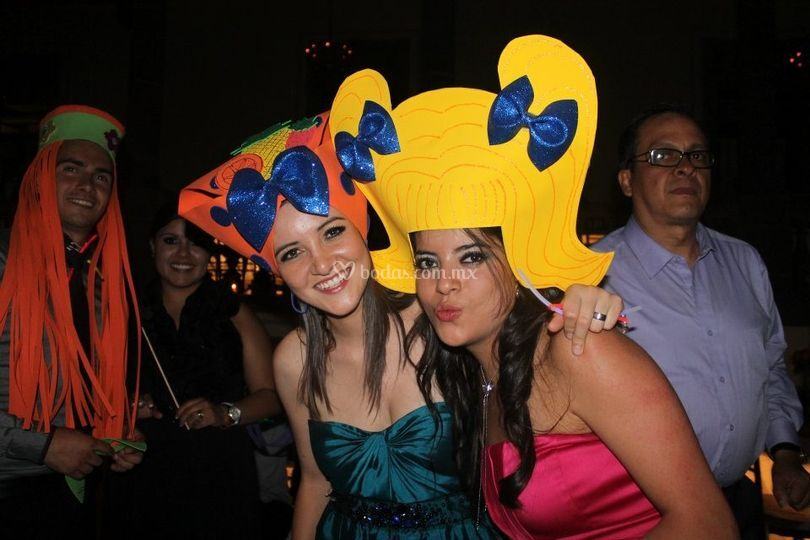Sombreros foammy