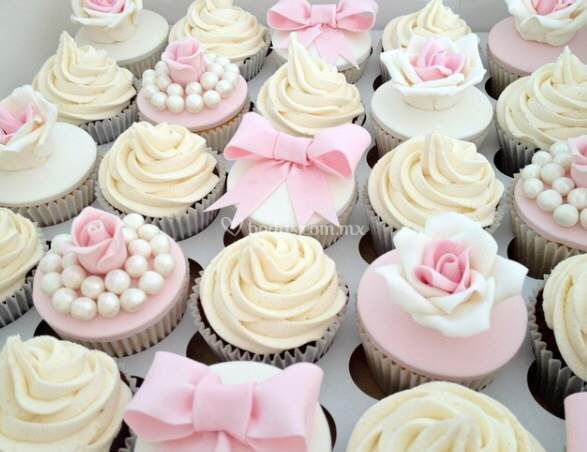 Cupcakes diferentes diseños