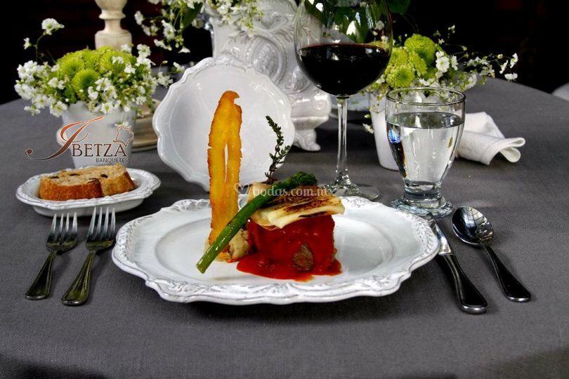 Banquetes Ibetza