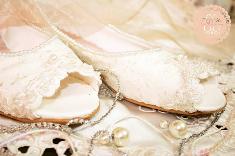 Fiancée Ballerinas