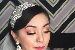 Lucero Treviño Makeup