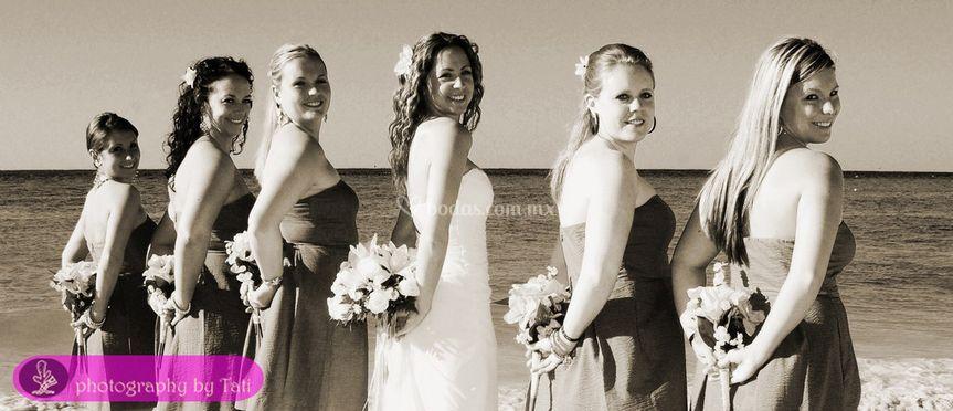 Fotos de boda en Cozumel