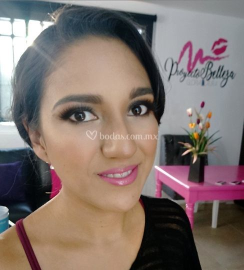 Maquillaje nupcial
