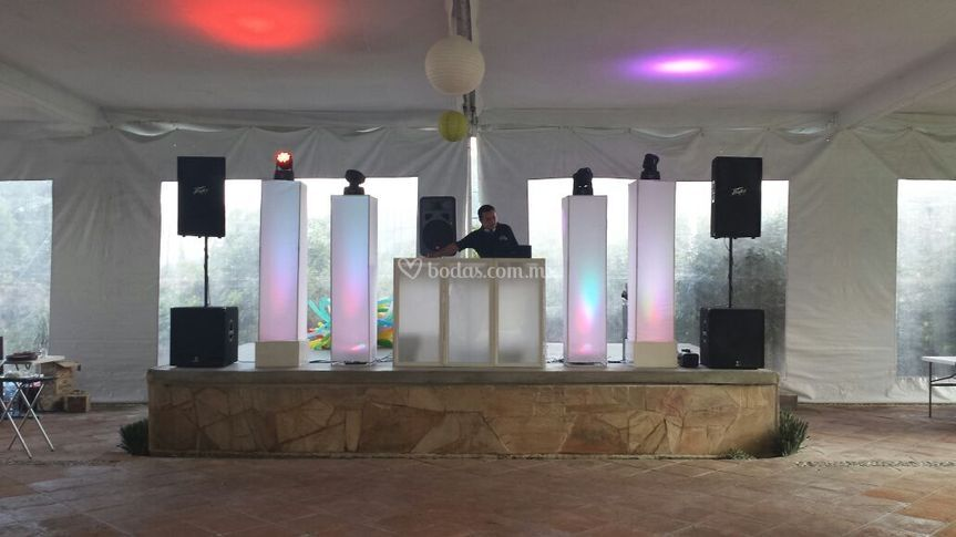 DJ para bodas VIP