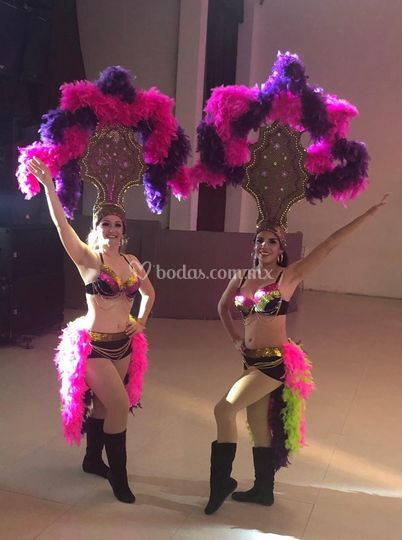 Ballet samba