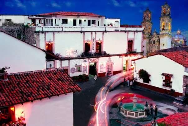 Casa Grande Taxco