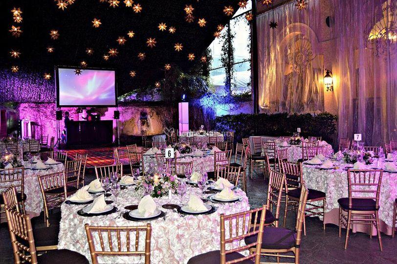 Ideal para una boda acogedora