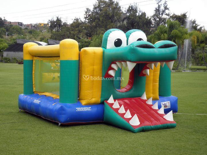 Brincolin cocodrilo
