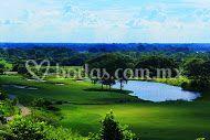 Vista al campo de golf