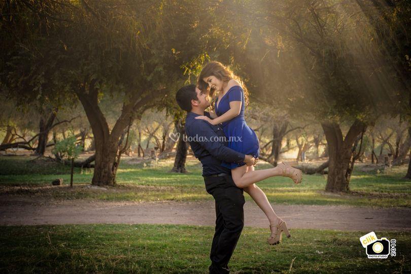 Save The Date Lizeth y Carlos