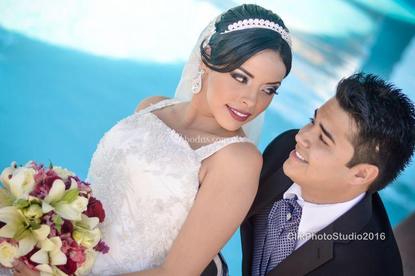 Lizeth y Roberto