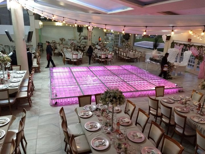 Bodas de restaurante sal n san pedro huaquilpan foto 7 for Salon villa jardin cuautitlan izcalli