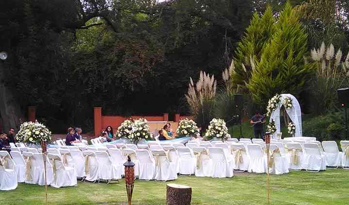Montaje Jardín La Fuente