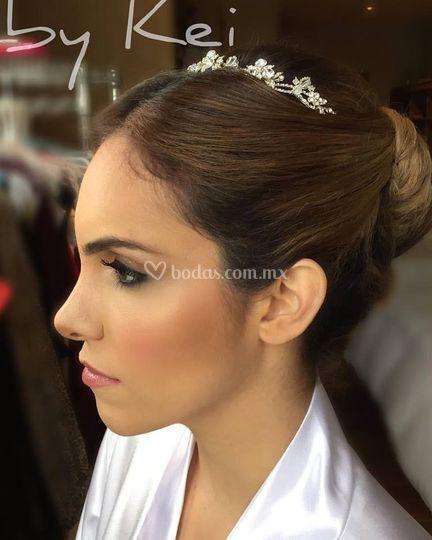 Maquillaje estilo natural