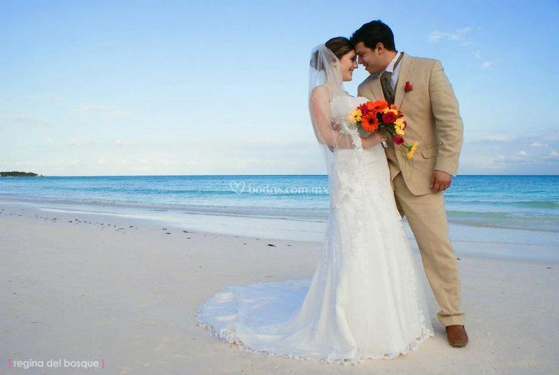 Amor en la Riviera Maya
