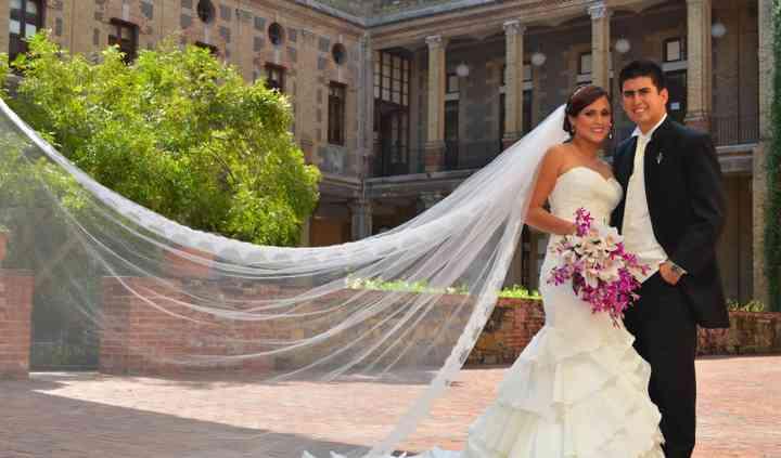 Fotografía de boda en Mty