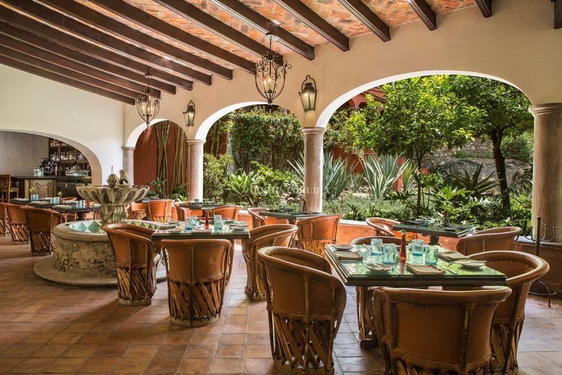 Restaurante Casa Parque