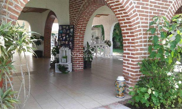 Terraza Los Arcos