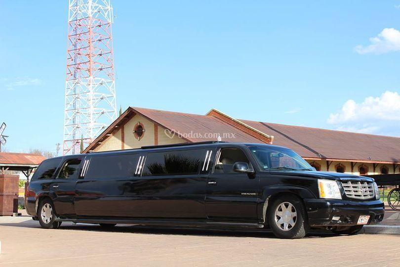 Limusina Cadillac Escalade
