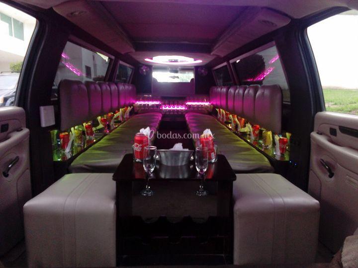 Interior Cadillac Escalade