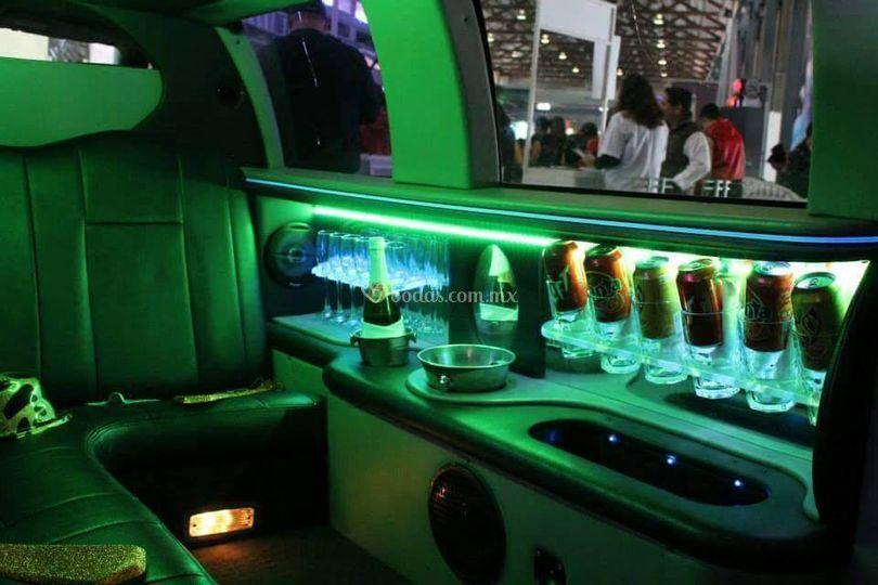 Interior Ford Ecosport