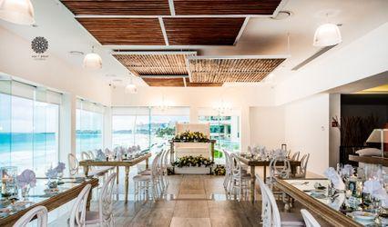 Óleo Cancún Playa 1