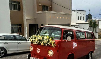 Wedding Wagen 1