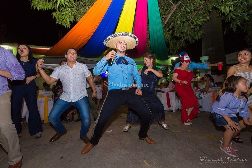 Grisel+Chema Mexican wedding