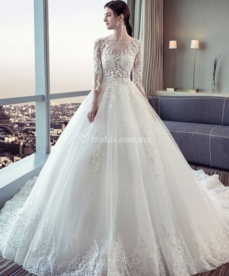 Tiendas vestidos de novia veracruz