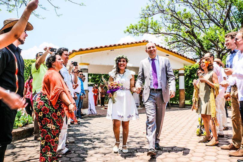 Nuestra boda oaxaqueña