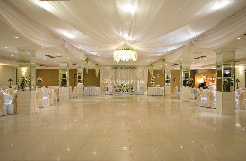 Montaje para boda-CelerEventos