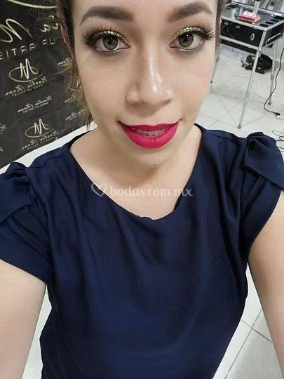 Propuesta de maquillaje