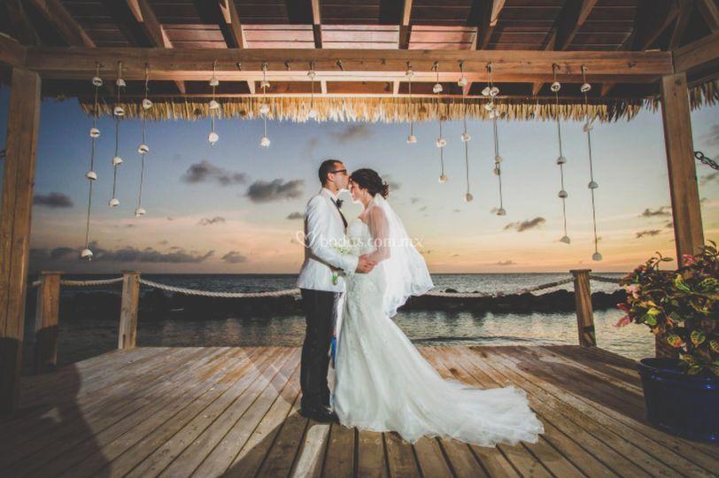 Sesión express en boda