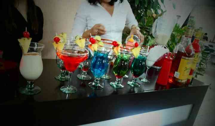 Colors drinks