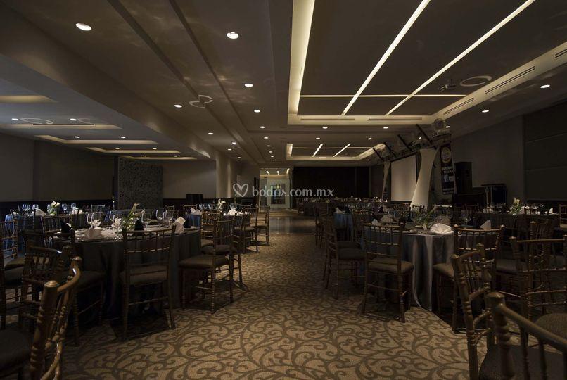 Salón Luxor con nuevo diseño